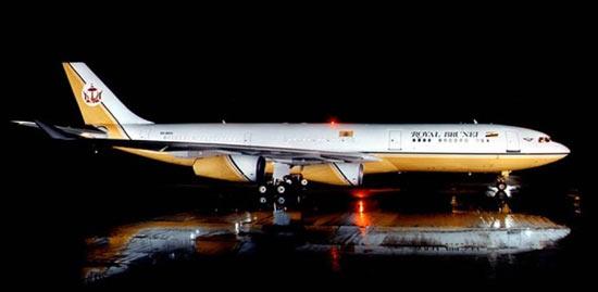 avion sultan de brunei