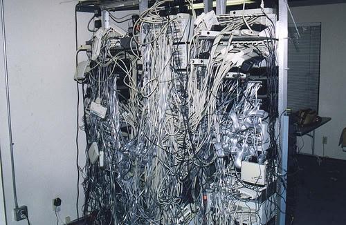 cableados chapuceros