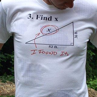 Encuentra la X