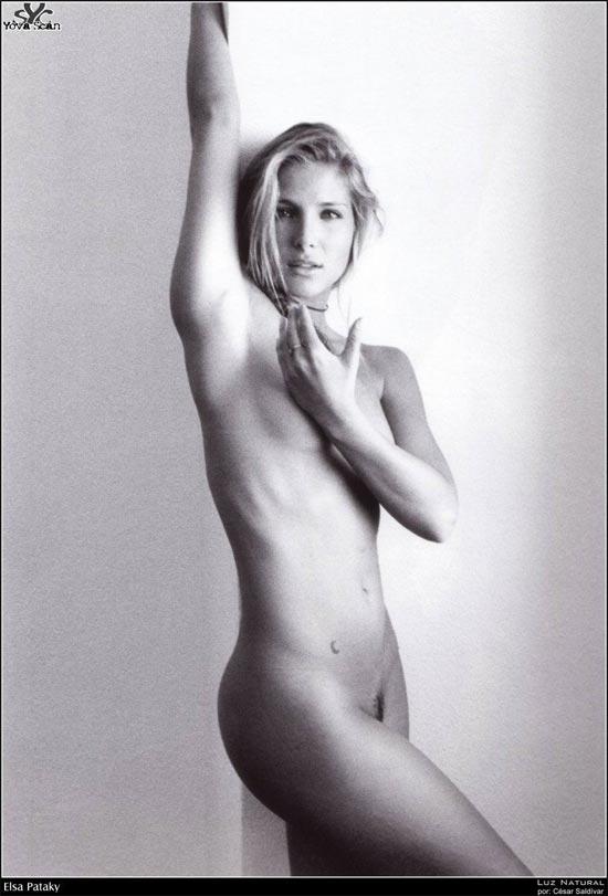 Elsa Pataki desnuda