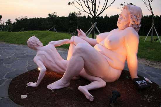 sexo con gorda