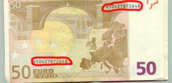 euro numero