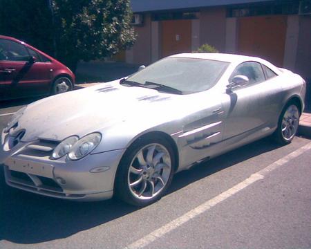 Mercedes Slr Mclaren Abandonado-01