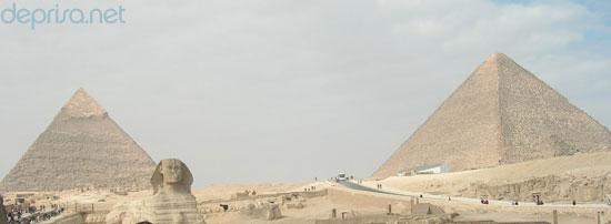 Panoramica piramides
