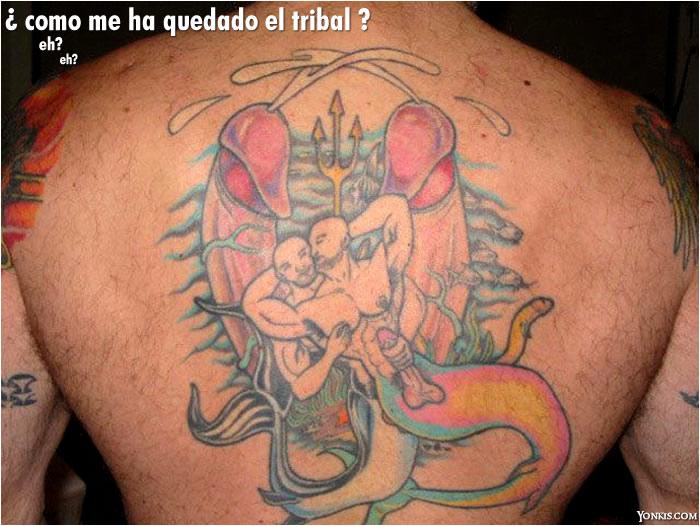 tatuaje gay