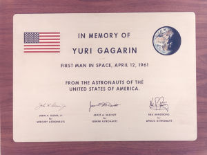 diploma astronauta