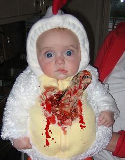 bebe disfraz alien