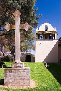 cruz de santa ines