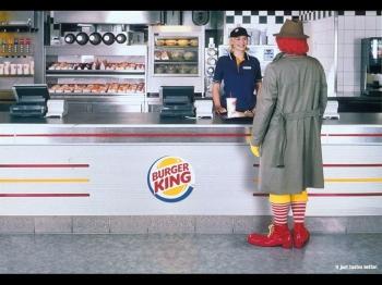 McDonalds en Burger