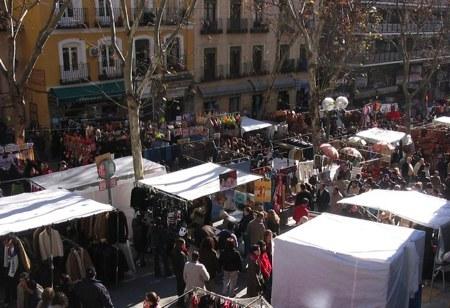 Rastro-Madrid