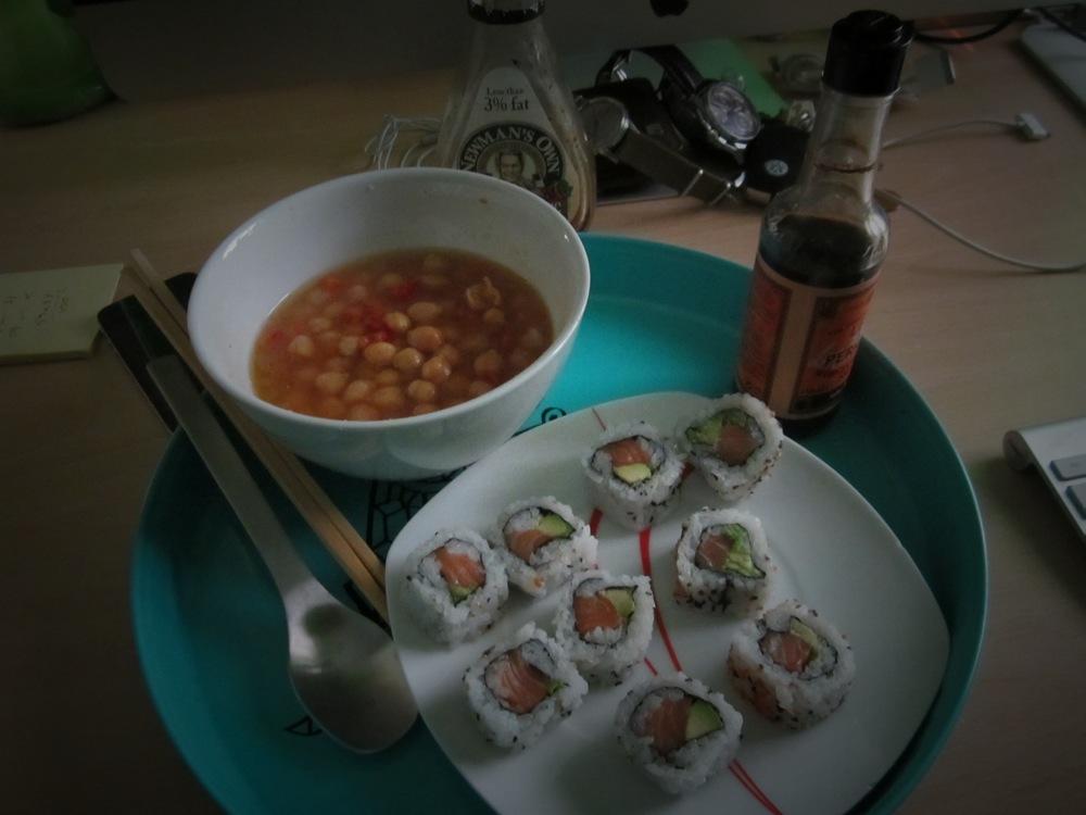 sushi raul deprisa